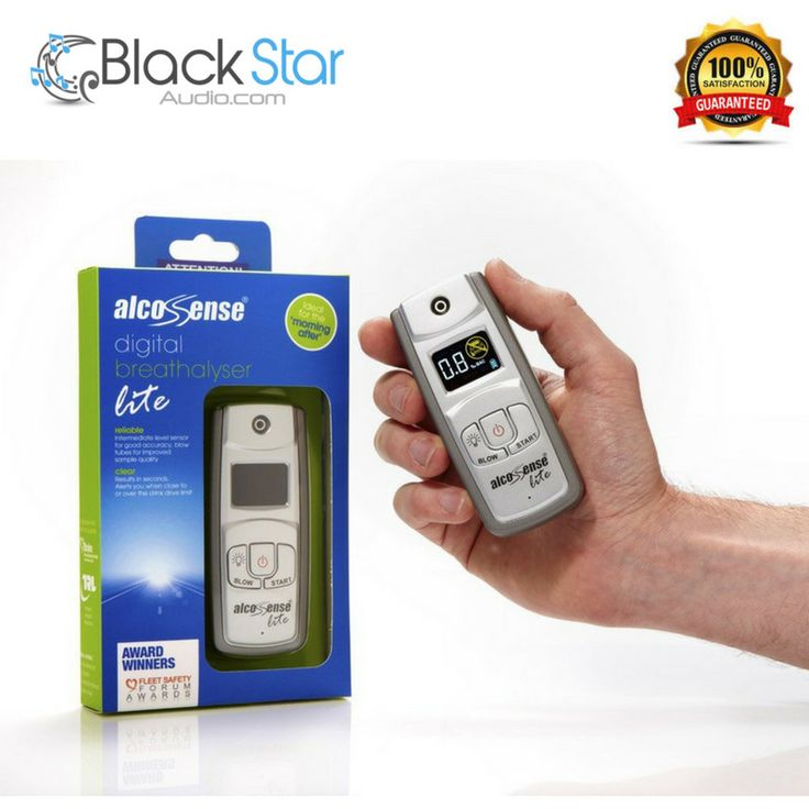 Roll over image to zoom in AlcoSense Lite Breathalyzer & Alcohol Tester ( #AlcoSense