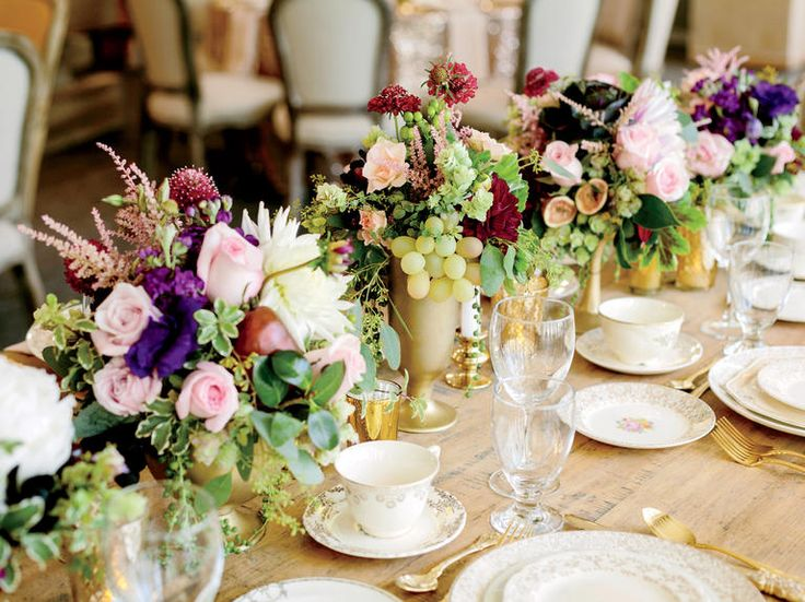 319 best Fruit Decor and Centerpieces images on Pinterest | Floral ...