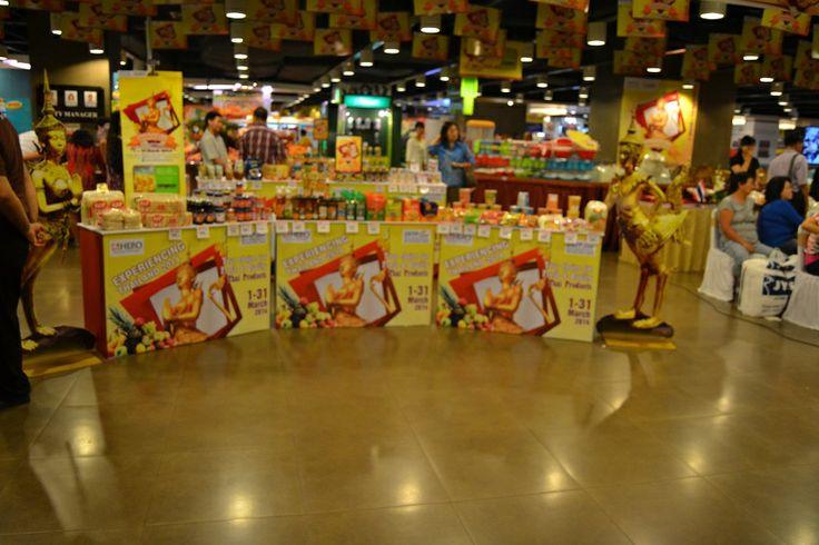 Acara Opening Experiencing Thailand 2014 di Mall Taman Anggrek