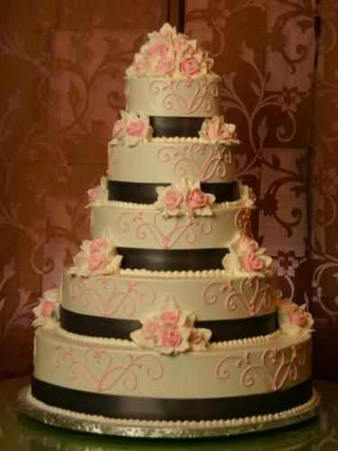 (Konditor Meister Elegant Wedding Cakes)