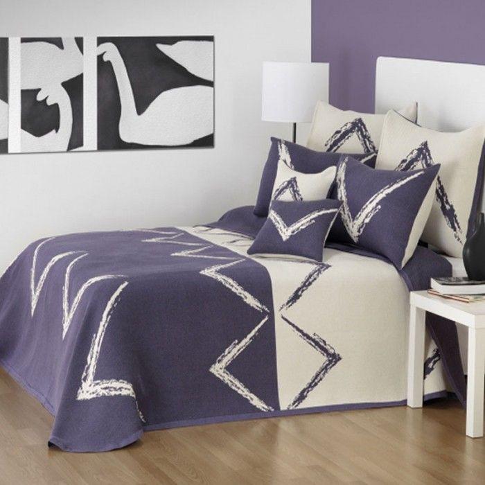 Ruca Grape Bedspread Set by Bianca