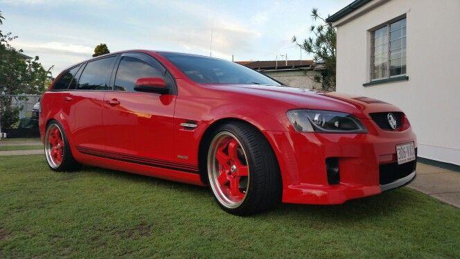 2010 Holden Sportswagon. .. my pride 'n joy