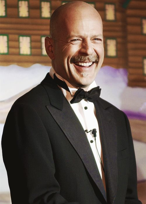 100 Bruce Willis Tumblr Balding Mens Hairstyles
