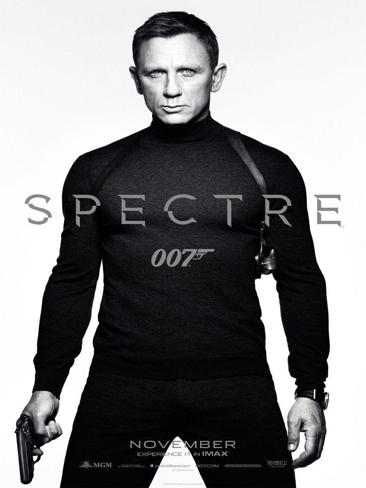 007 Spectre1 (Spectre) est un film d'espionnage américano-britannique réalisé par Sam Mendes, sorti le 11 novembre 20152. Vingt-quatrième aventure cinématographique de James Bond, le titre du film fait référence à l'organisation criminelle SPECTRE, apparue dans de nombreux épisodes de la saga depuis ses débuts.  Un message cryptique venu tout droit de son passé pousse Bond à enquêter sur une sinistre organisation.