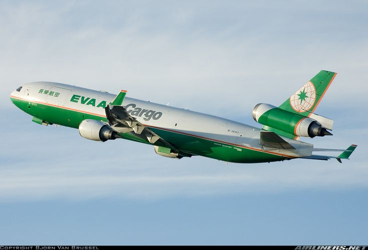 McDonnell Douglas MD-11(F) - EVA Air Cargo | Aviation Photo #1307621 | Airliners.net