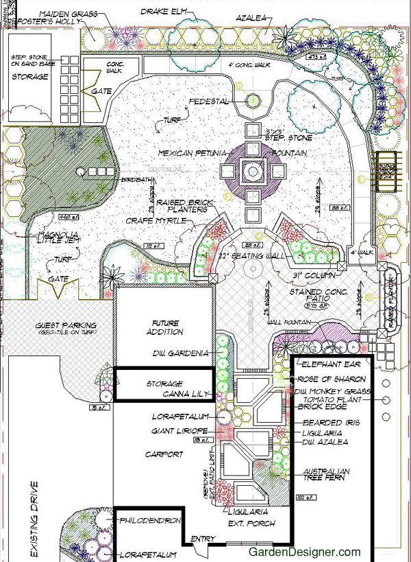 Garden Plan 40