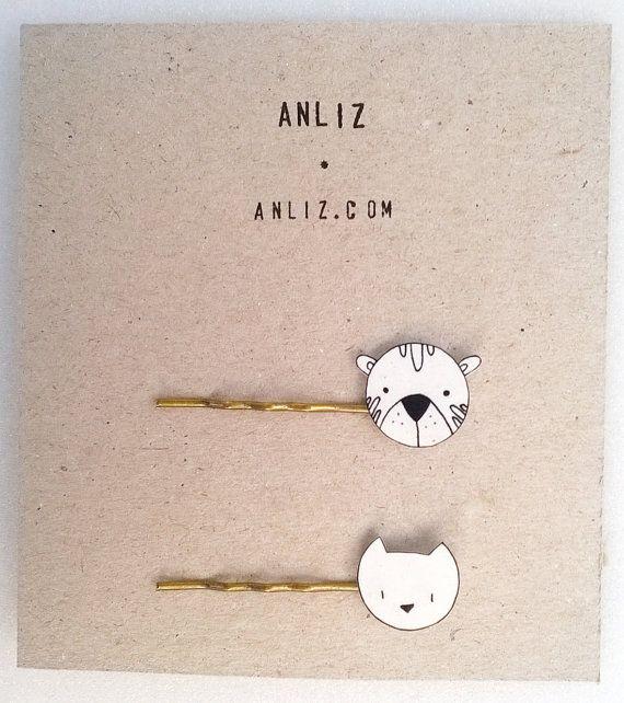 animal hair clips