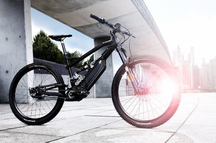 La division BMW i dévoile son vélo à assistance électrique - http://www.leshommesmodernes.com/bmw-i-velo-electrique/