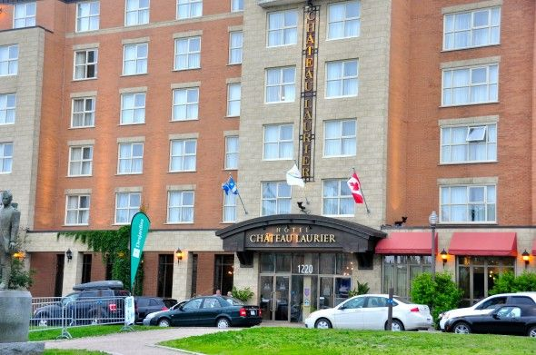 Hotel Calderon Quebec City