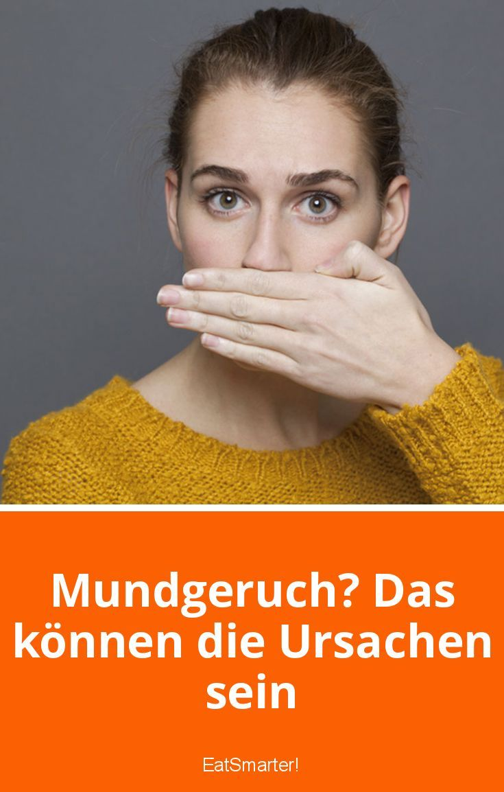 Das hilft gegen Mundgeruch   eatsmarter.de