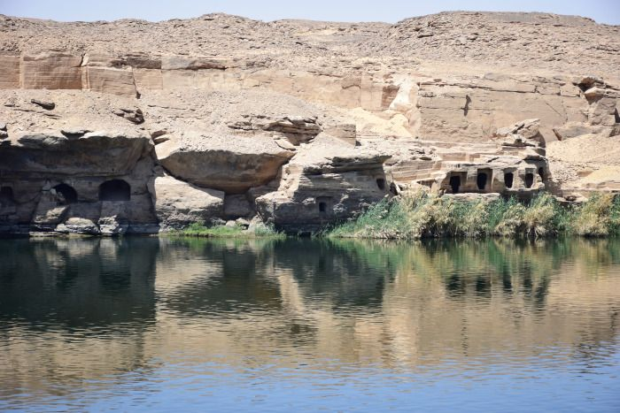 """Cruising Down the Nile River, Egypt – """"Poeticle"""" 