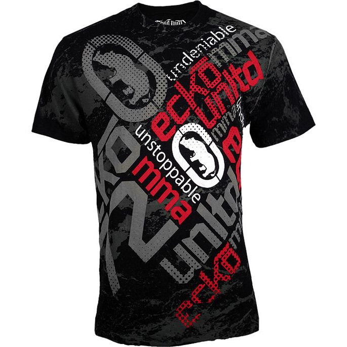 Ecko MMA T-Shirts Spring 2013 Collection