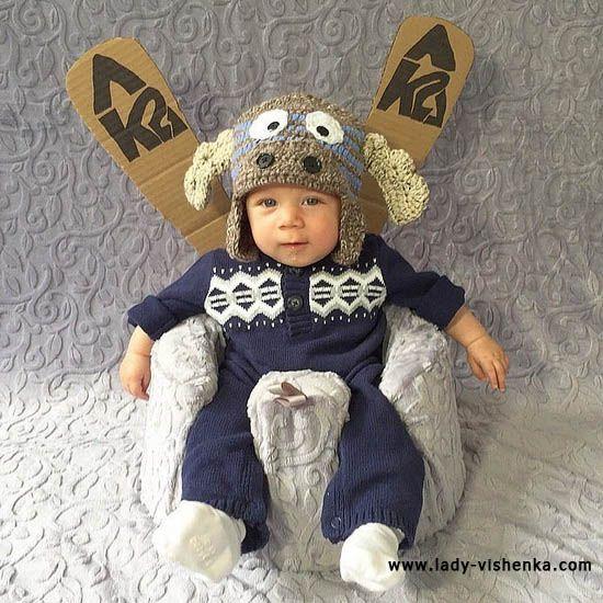 http://no.lady-vishenka.com/halloween-baby-costumes/  11. Halloween kostymer for babyer (50 IDEER)