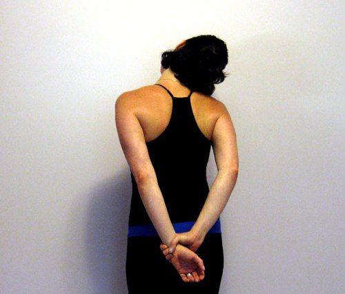 5. Упражнения, которые помогут избавиться от боли в шее и плечах