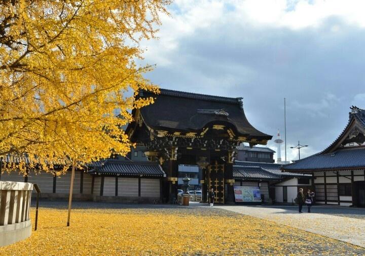 Nishi Honganji Kyoto