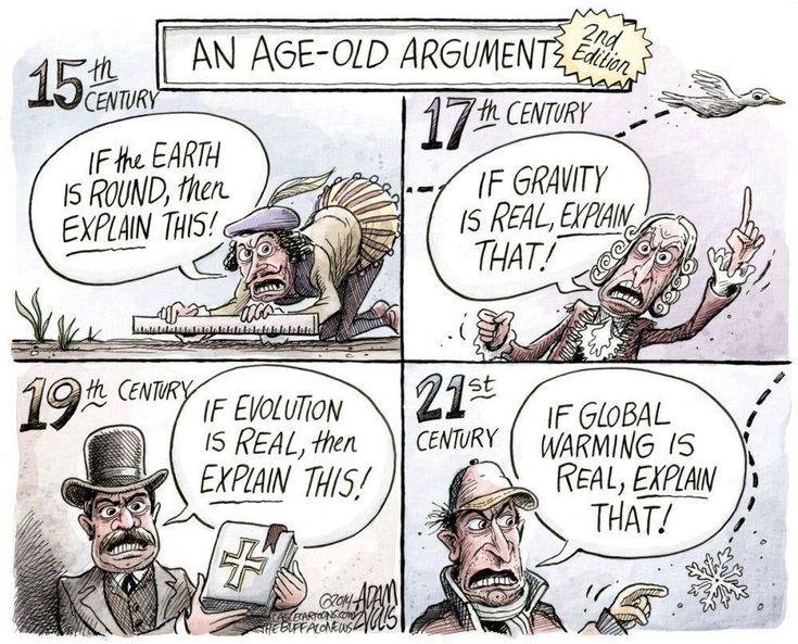 Adam Zyglis/Buffalo News global warming
