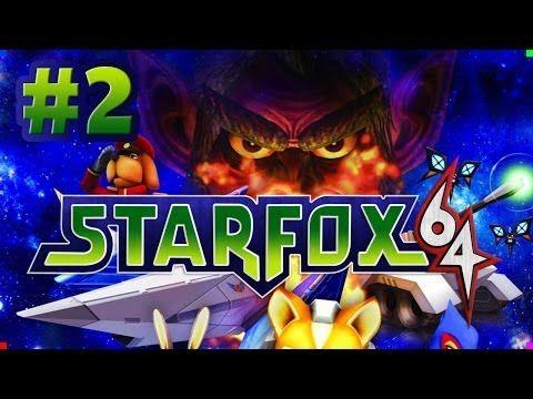 ▶ Starfox 64 Part 2 - YouTube
