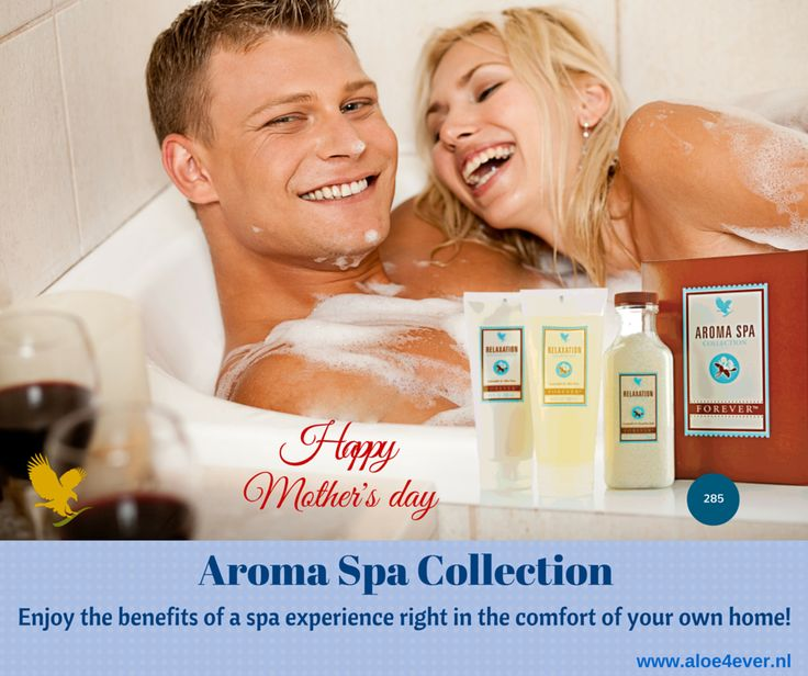 Aroma Spa Collection Enjoy the benefits of a spa experience right in the comfort of your own home! Indulge your senses with this 3-piece collection of spa products.