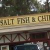 H Salt Fish & ChipsSalts Fish, Fish And Chips