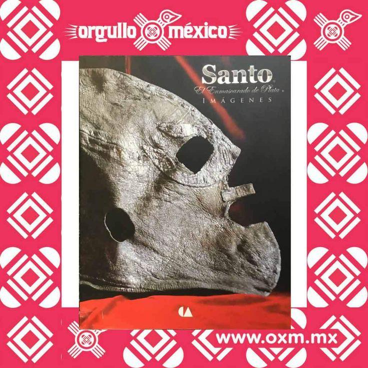 Libro Santo El Enmascarado de Plata IMÁGENES  (Producto Original HDS)