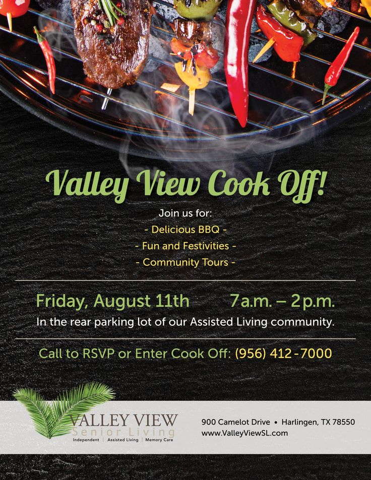 Will you be entering our cook off or joining in the taste testing? #BBQ #TexasEats