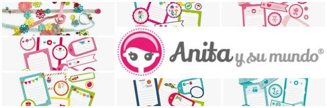 scrapAB: Conoce a nuestros patrocinadores: Anita y su mundo...