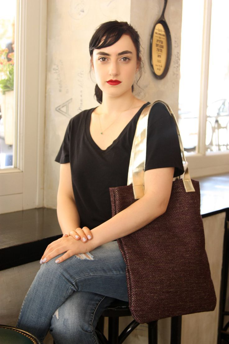 Golden tote, Maroon handbag, Laptop bag, Shopping bag, Carry on handbag, Burgundy bag, Teacher tote bag, Work tote bag, Striped tote bag #vegan   #fashion #fashionblogger #bags #boho #bohostyle #tote #totebag #style #styleblogger #fashionista