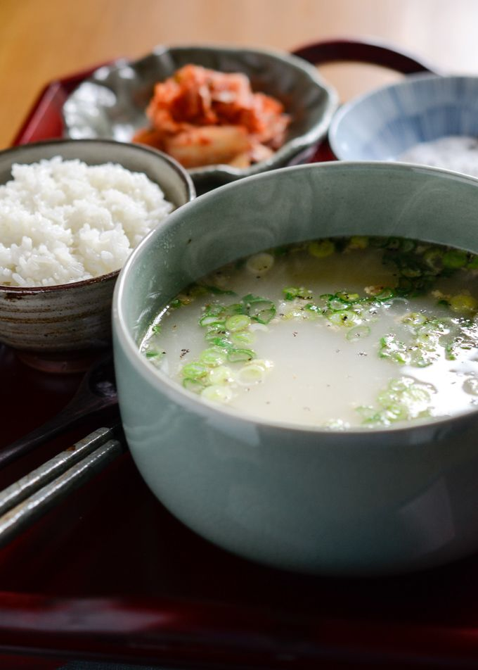 Kkori gomtang 꼬리곰탕, korean oxtail soup, can this be done in a pressure cooker i wonder?