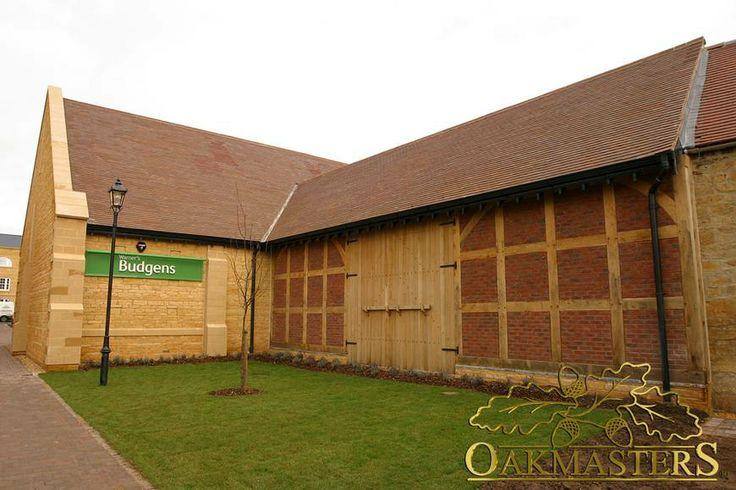 Oak Cladding - Oakmasters - Oakmasters