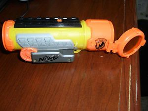Nerf Rampage SCOPE | Nerf N Strike Tactical Scope for Stampede Rampage Longshot Guns | eBay