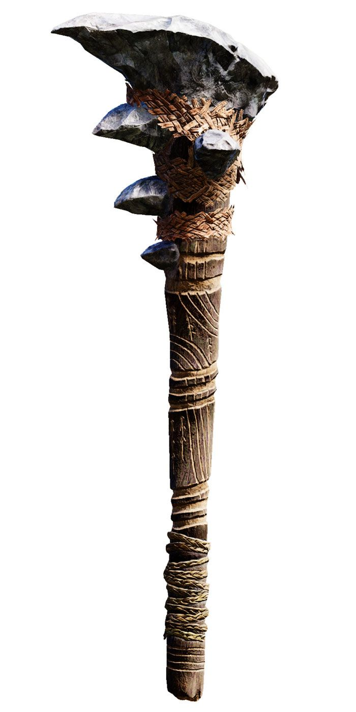 Club Upgrade from Far Cry Primal