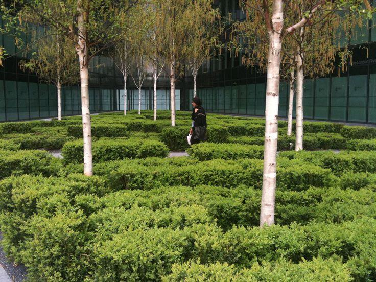 Morelondon by Townshend Landscape Architects