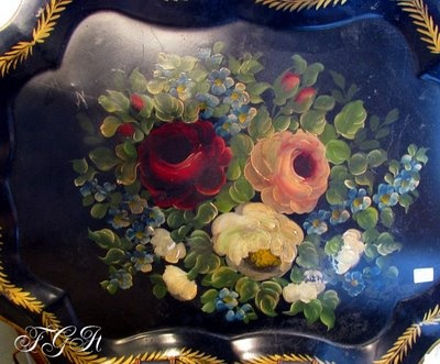 Best 25 painted trays ideas on pinterest trays silver for What kind of paint to use on kitchen cabinets for fc barcelona wall art