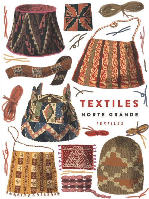 Chilean textiles by Daniela William