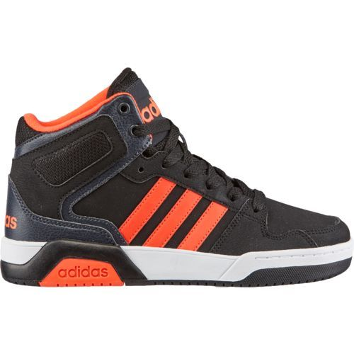 Adidas Kids' Neo BB9TIS Mid-Top Basketball Shoes