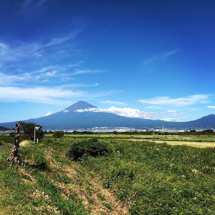 japan day 3: fuji-san. the holy mountain. izu. ryo…