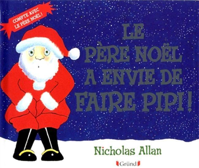 Une histoire humoristique et décalée pour apprendre à compter tous les encas et toutes les boissons que les enfants ont laissés au Père Noël. Mais arrivé à la 10e porte, ce dernier s'aperçoit qu'il a très envie de faire pipi...