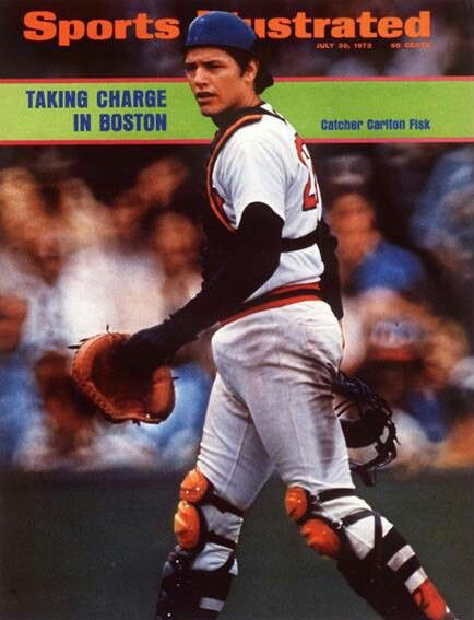 Carlton Fisk 1983: 61 Best Images About The Commander On Pinterest