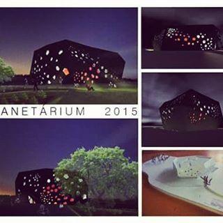 #architecture #planetarium