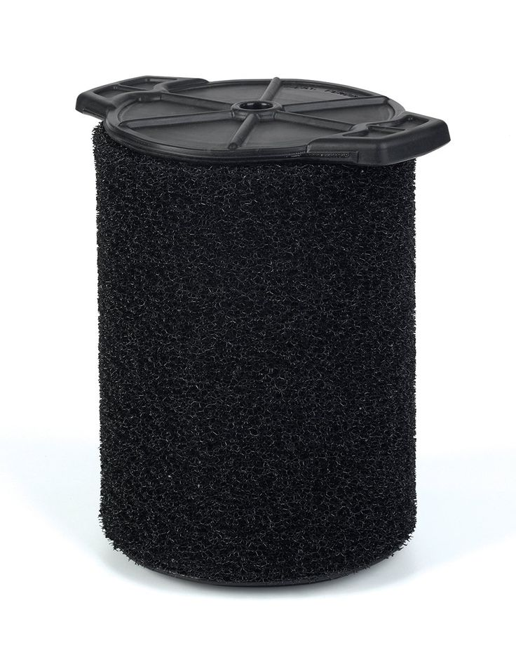 WORKSHOP Wet Vac Filters WS24200F Foam Filter For Wet Dry Vacuum Cleaner (Single Wet Application Foam Filter) For WORKSHOP 5-Gallon To 16-Gallon Shop Vacuum Cleaners. Qwik-Lock Filter Fastening System makes removing and installing wet dry vacuum filters quick, easy and secure. Foam filter for wet dry vacuum cleaner cleans easily with water. This wet vac filter has a foam outer layer with structural resin core that provides longer lasting performance. Foam filters for wet dry vacuum…