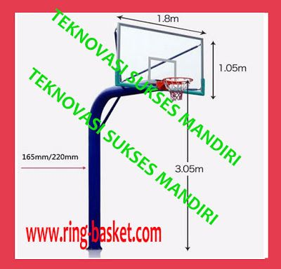 Ring Basket : Ring Basket Tiang Tanam