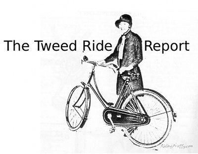 The Tweed Ride Report - Current Calendar of Events - Tweed Rides, Tweed Runs 2012 -  October November!