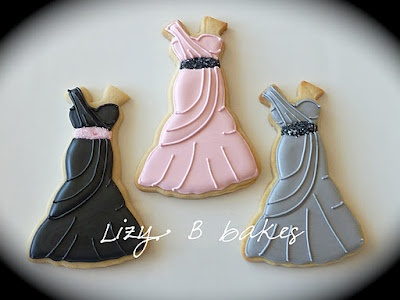 Bridesmaid Dress Cookies This Token Of Friendship From My Heart To You Is Thank For Being There When I Say Do Decorated Pinterest