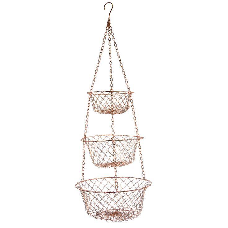Best 25 Hanging Fruit Baskets Ideas On Pinterest Fruit