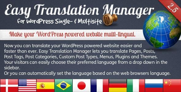 how to create multi language website in wordpress