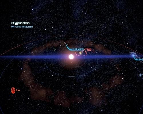 Mass Effect 3 Silean Nebula (page 2) - Pics about space