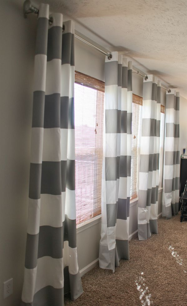Infarrantly-Creative-striped-curtains