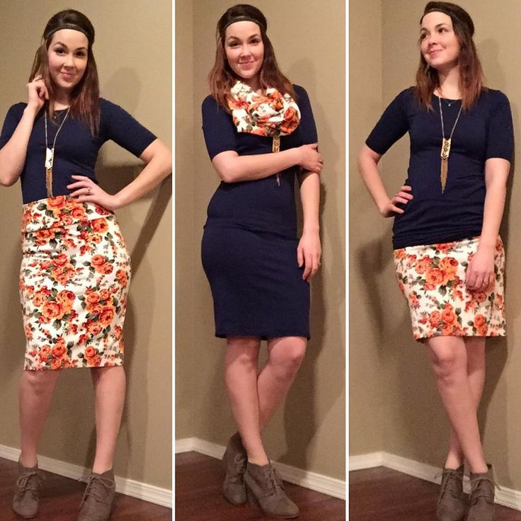 """Two pieces, three looks! #lularoejulia #lularoecassie #LuLaRoe"""