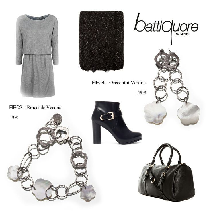 Battiquore Milano | Outfit Idea with Verona's Earrings and Bracelet