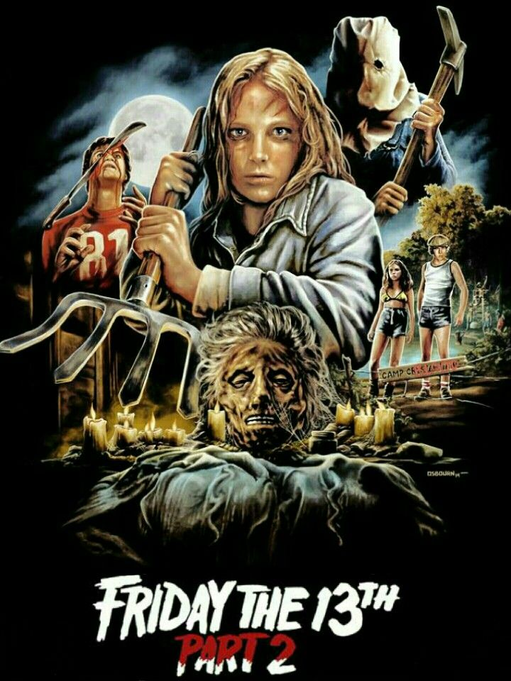 Friday the 13th part 2...
